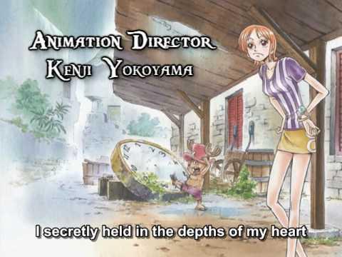 One Piece ED 08 - Shining Ray (FUNimation English Dub, Sung By Justin Houston, Subtitled)