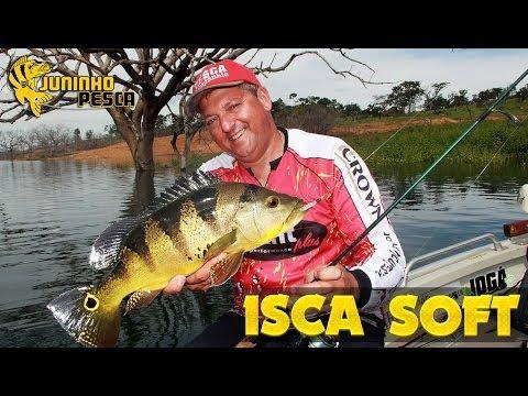 Pescando com Iscas Softs - Ep. 05