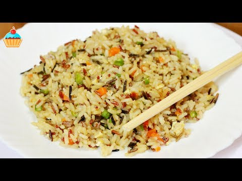 Как приготовить рис по-китайски - видео