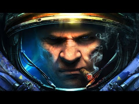 Starcraft 2 - кампания Wings of Liberty - 3 часть
