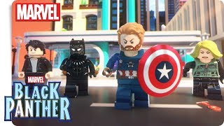 Marvel Super Heroes Black Panther: Ärger in Wakanda [Ep. 1 - Black Panther in Action]