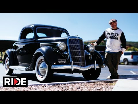 Cars of Skateboarding featuring Steve Caballero - Ep. 1