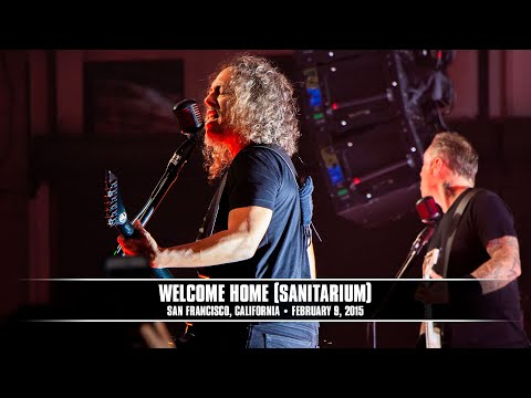 Metallica: Welcome Home (sanitarium) (metontour - San Francisco, Ca - Salesforce - 2015) video
