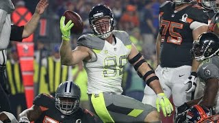 2015 Pro Bowl highlights