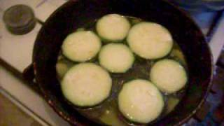 Жаренные кабачки-любимый рецепт