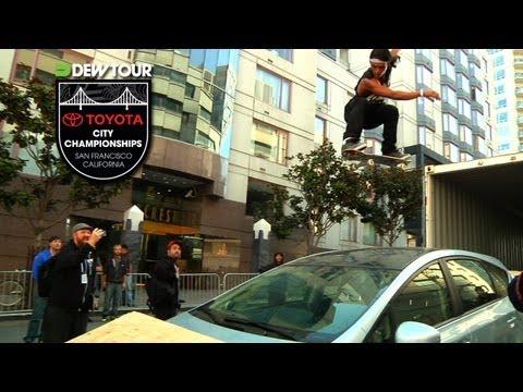 Dew Tour 2012: Skate Street Style Preview - Thrasher