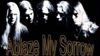 Watch Ablaze My Sorrow Mournful Serenade video