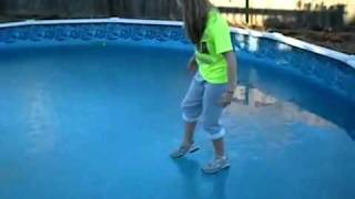 Frozen Pool Fail