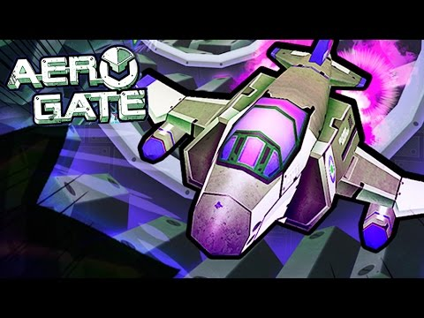 Aero Gate Plane Shooter - Android Gameplay & High Score HD Video