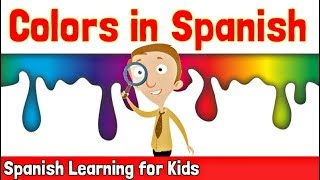 download musica Colors in Spanish Spanish Learning for Kids