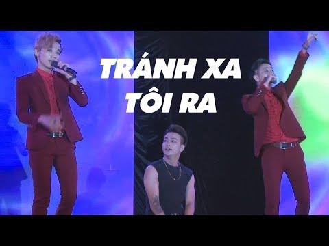 Tránh Xa Tôi Ra - HKT  (LiveShow Phạm Trưởng 2017 - Phần 21/21) thumbnail