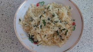 Очень вкусный и простой рецепт орзо (мелких макарон).