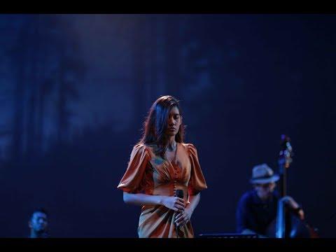 Monita Tahalea -- Perahu ( Konser Dandelion 2016 )