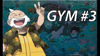 Bobkata Play: Pokemon Sapphire Monotype Challenge - Water: Gym #3