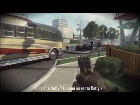 GTA 5 français:  Parodie » Papaoutai » – Stromae – Bettyoutai