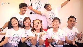 What's in Your Mouth Challenge - BIGO Challenge EP01 - BIGO LIVE Philippines