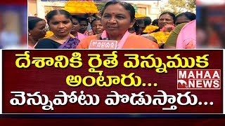 Telangana People Don't Need Congress and Andhra Parties | TRS Challa Dharma Reddy | Challenge 2018 #2