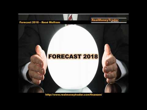 """Profi Trader René Wolfram: """"So sehen meine Prognosemodelle das Jahr 2018 voraus"""""""