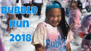 Bubble Run 2018 at Jones Beach Theater