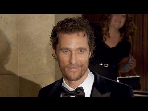 Kate Hudson & Matthew McConaughey at American Cinematheque Honors Matthew McConaughey