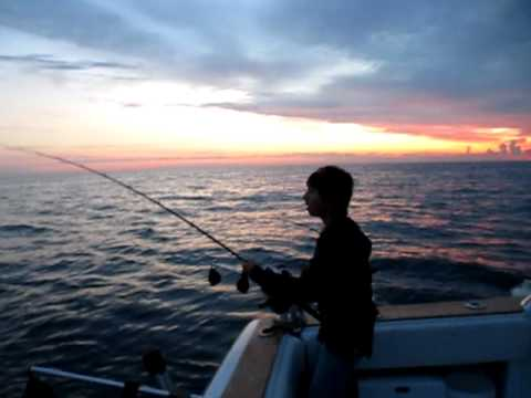 Relentless charter Lake Michigan King Salmon Fishing