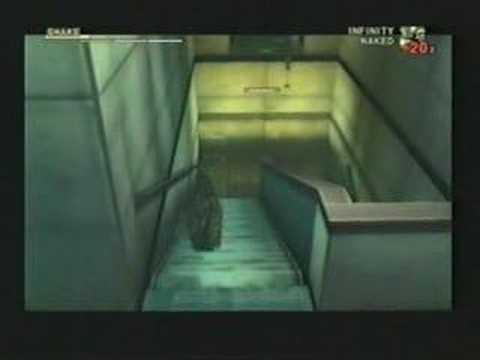 メタルギアソリッド3 本職を忘れて敵の決定的瞬間を撮影