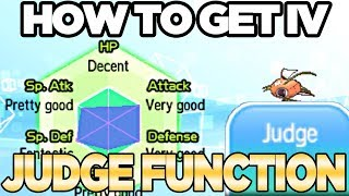 How to Get the Judge Function for your PC in Pokemon Ultra Sun and Moon | Austin John Plays