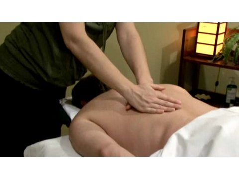 How To Give Someone A Back Massage | Massage Techniques video