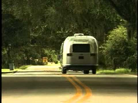 RV Road Test Video - Airstream Classic Travel Trailer by Ashley Gracile Distant Roads