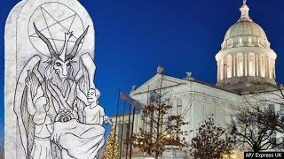 Satan Statue Design for Oklahoma Unveiled