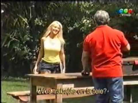 VIDEOMATCH   Camara Infraganti Carpintero Parte 1