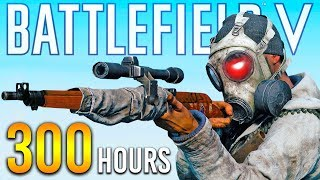What 300 Hours of SNIPER Experience looks like in BF5