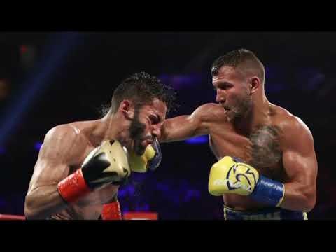 Ломаченко нокаутировал Линареса и стал чемпионом WBA