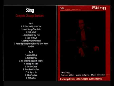 Sting - The Wind Cries Mary