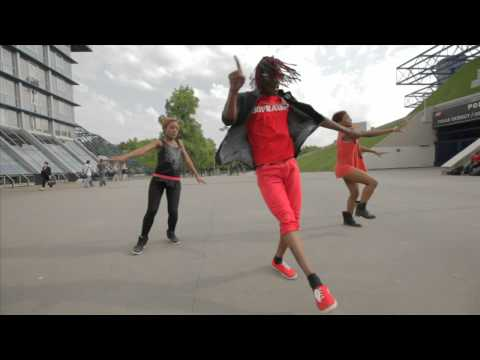 JEK UNIK DANCERZ - Elephant Man Summer Days - CHOREO By - JUNE 2012