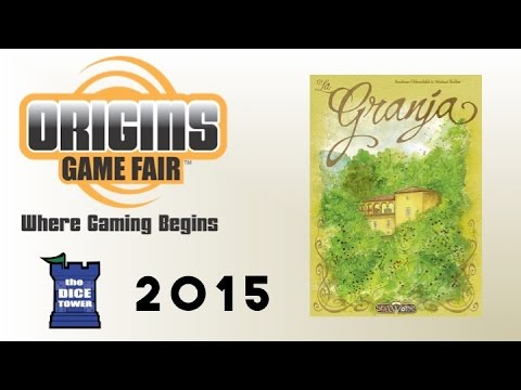 Origins Summer Preview: La Granja