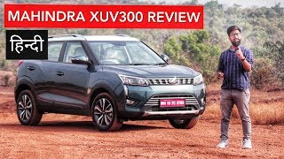 Mahindra XUV300 Review by Vikas Yogi - Best Compact SUV in India? | ICN Studio