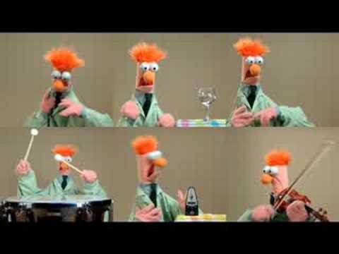 Muppets - Stuff Samba (do The Stuff You