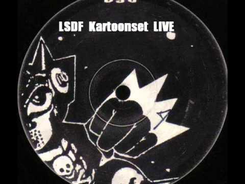 LSDF - 666 Kartoonset Live PURE TRIBE