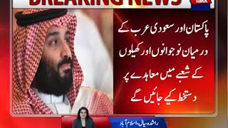 Details of Agreements, MOUs with Saudi Arabia Disclosed