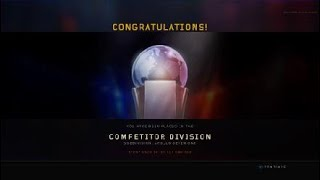 League Play! Promoted to Competitors Division! Black Ops 4