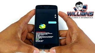 Resetar formatar o Motorola Moto G5, XT1671, XT1672, XT1680, XT1683, XT1687 hard reset