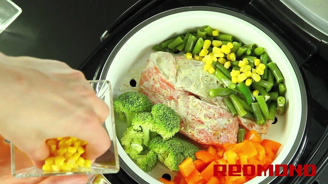 Как приготовить блюда мультиварки