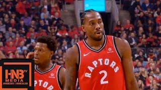 Cleveland Cavaliers vs Toronto Raptors 1st Half Highlights   10.17.2018, NBA Season