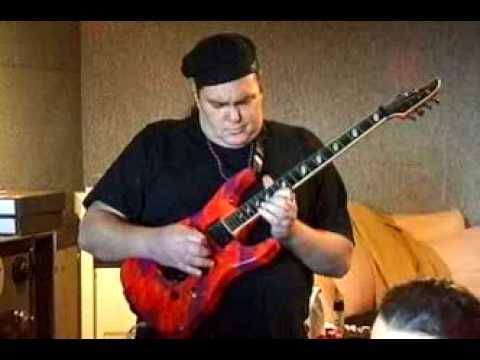 Robbin's Last Recorded Guitar Solo