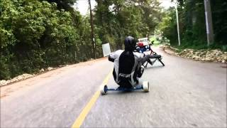 VIDEO: Haiti Sports - Extreme Tricycle Drifting (Drift Triking in Haiti)