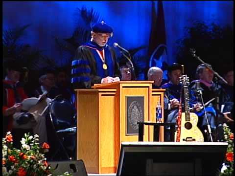 University of Tennessee Student Receives Graduation Surprise (2009) Video