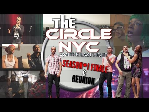#111: The CIRCLE NYC |  [The Last FightS] - Season 1 FINALE & REUNION