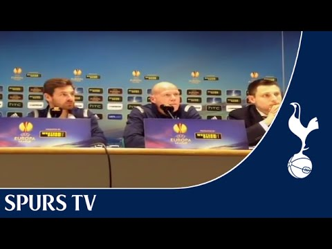 Brad Friedel talks about Tottenham Hotspur vs Inter
