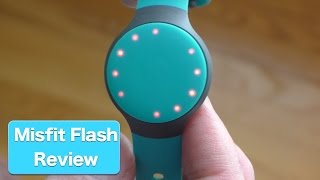 Misfit Flash Review, A Simple, Inexpensive and Effective Fitness Tracker
